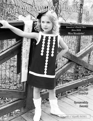 March/ April 2021 Issue of Pageant Royalty Magazine by Showoffs