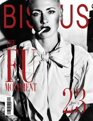 Bisous Magazine Fall 2018