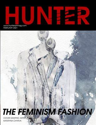HUNTER Magazine issue February 2021 vol.1