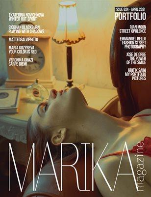 MARIKA MAGAZINE PORTFOLIO (ISSUE 824- APRIL)