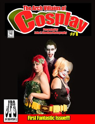The Arch Villains of Cosplay Special