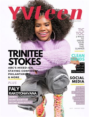 YV Teen Magazine July/August 2020