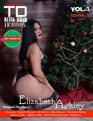 TDM After Dark Elizabeth Ashley Xmas vol3 cover 2