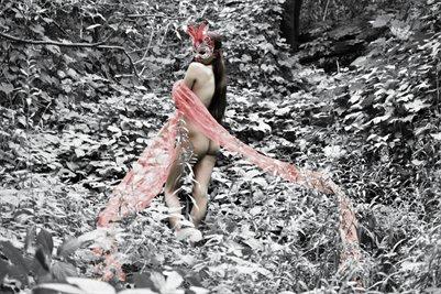 Masked In Mystery - Art Nude II