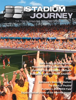 Stadium Journey Magazine, Vol. 3 Issue 5
