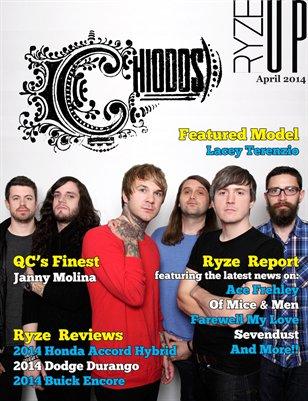 Ryze-Up Magazine - April 2014
