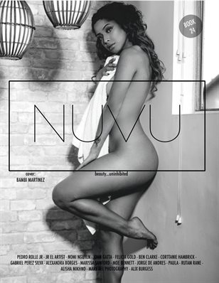 NUVU Magazine Book 24 ft. Bambi Martinez
