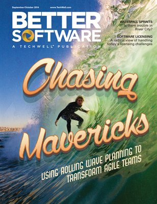Better Software Magazine Sept/Oct 2014