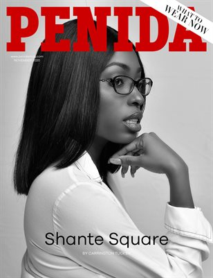 PENIDA Magazine November 2020 Issue #01