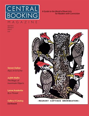 CENTRAL BOOKING Magazine April 2011
