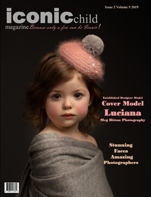 iconic child magazine Issue 2 Volume 5 2019