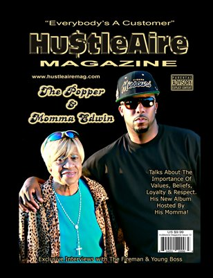 Hustleaire Magazine Issue 12