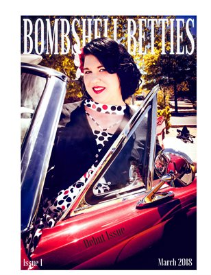 Bombshell Betties Magazine Debut Issue