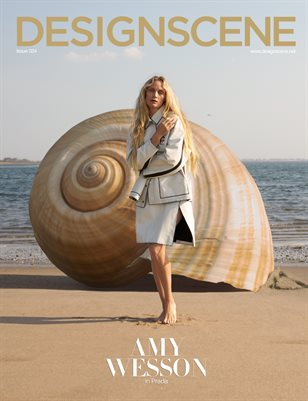 DESIGN SCENE - JULY - AUGUST 2018 ISSUE - AMY WESSON