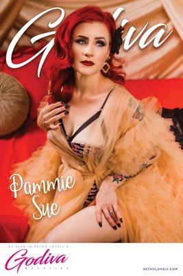 GODIVA No.12 – Pammie Sue Cover Poster