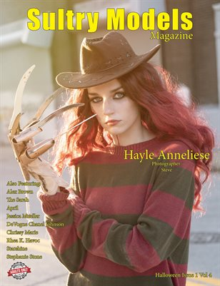 Sultry Models Magazine Halloween Issue 1 Vol 4