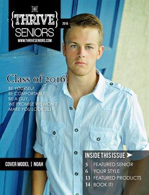 2016 Thrive Seniors Guys Mag