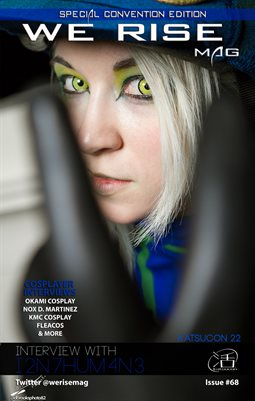 We Rise Mag Katsucon 2016 Edition Issue #68