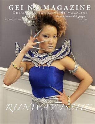 GEI NY Magazine Runway Issue