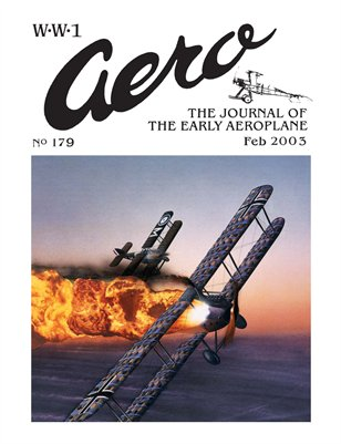 WW1 Aero #179 - February 2003