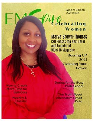 EM-Spire Special Issue - Marva Brown