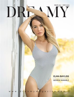 DREAMY Issue 203