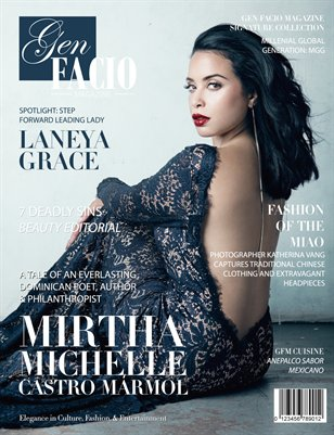 Gen Facio Magazine Issue 4 November 2016