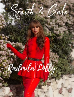 Smith & Gale Magazine Vol. 15 ft. Radmila Lolly