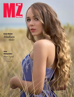 Model Zed Magazine May 2019 issue