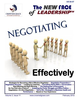 Effective Negotiations (February 2012)