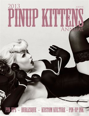 PinUp Kittens Annual 2013