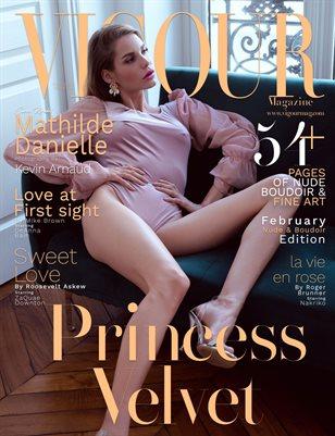 NUDE & Boudoir | February Issue 4