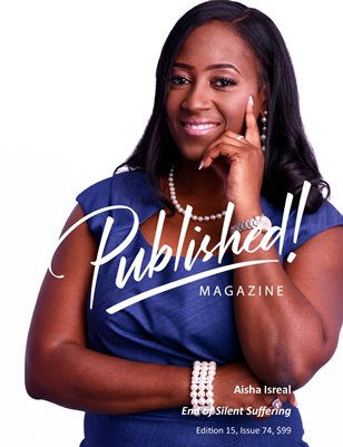 PUBLISHED! #15 Excerpt featuring Aisha Isreal!