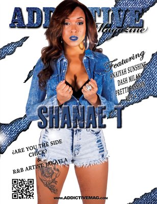 Shanae T - Denim