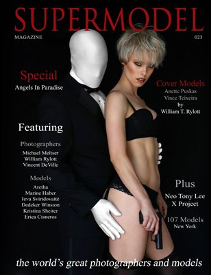 Supermodel Magazine Issue 023