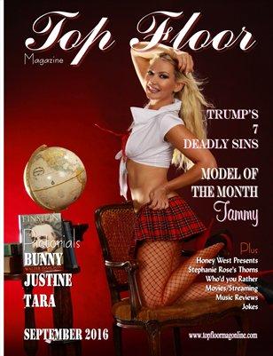 Top Floor Magazine September 2016