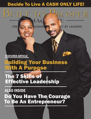 Built To Prosper Magazine