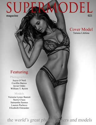 Supermodel Magazine Issue 021
