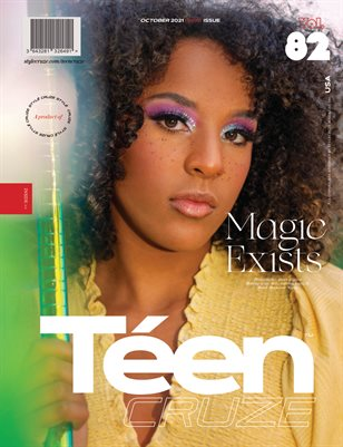 OCTOBER 2021 Issue (Vol: 82) | TÉENCRUZE Magazine