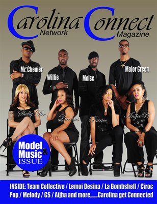 Carolina Connect Model & Music Issue