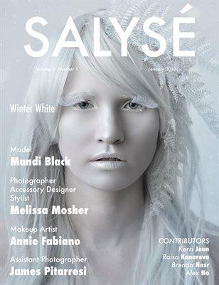 SALYSÉ Magazine | Vol 4 : No 1 | January 2018 |