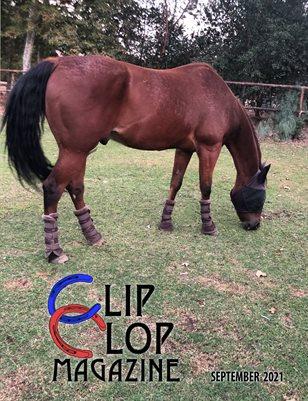 September 2021 Clip Clop Magazine - Vol.11#4