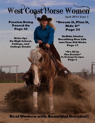 West Coast Horse Women Issue 1 April 2014