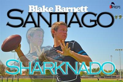 "Blake Barnett ""Sharknado"""
