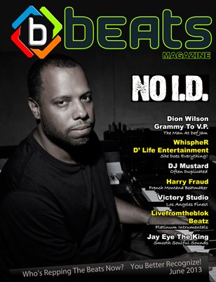 Beats Magazine June 2013