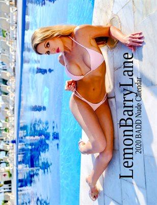 LemonBarryLane 2020 Nude BADD Calendar