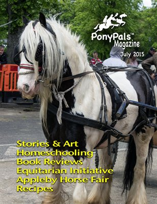 July 2015 Pony Pals Magazine -- Vol.5#2