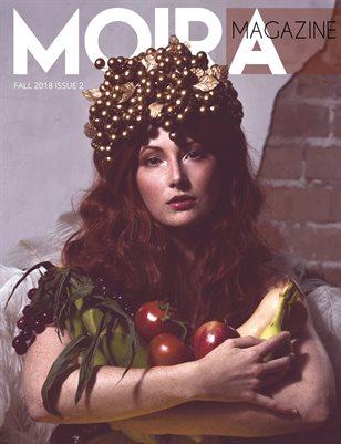 Moira Magazine Issue No. 2 Fall 2018