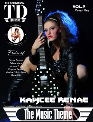 The Definition of Music: Kaycee Renae Vol.2 Cover 1