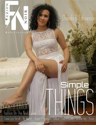 Fuzion Noir: Chanda R Edmonson 6yr Anniversary Vol.5 Cover1